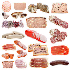 Overige charcuterie