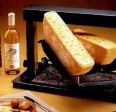 Zwitserse Raclette 1/2 bol